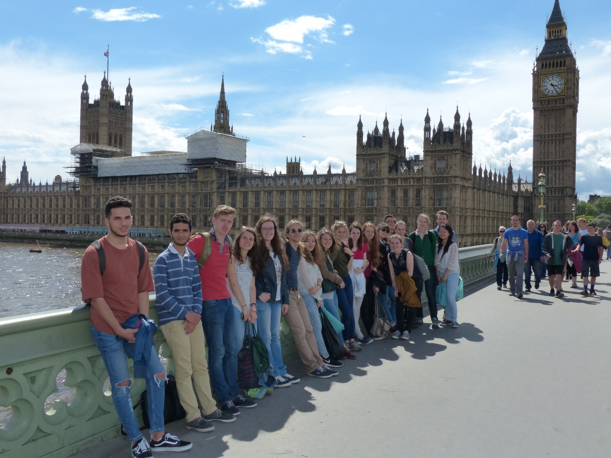 Image : Day trip to London